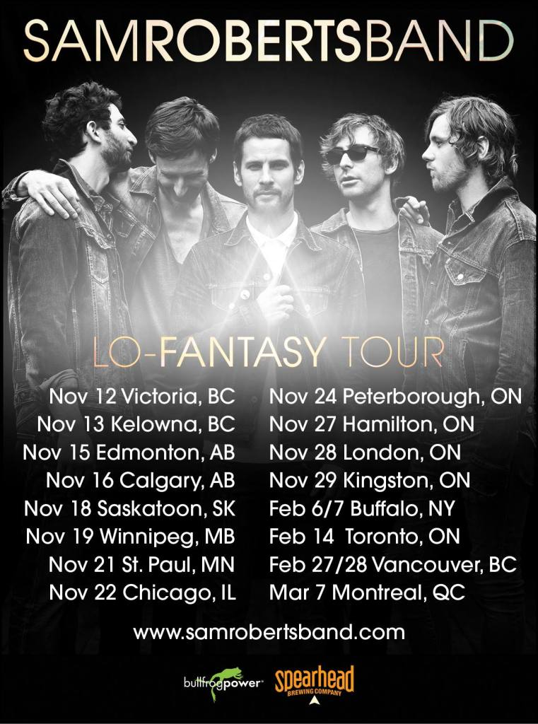 lo-fantasy tour 2014 and 2015
