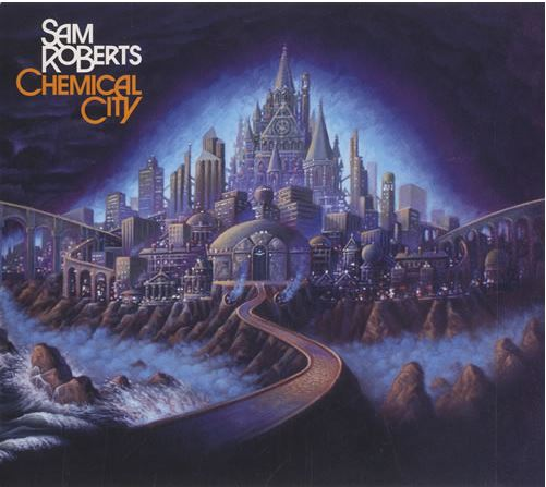 chemical city cover art