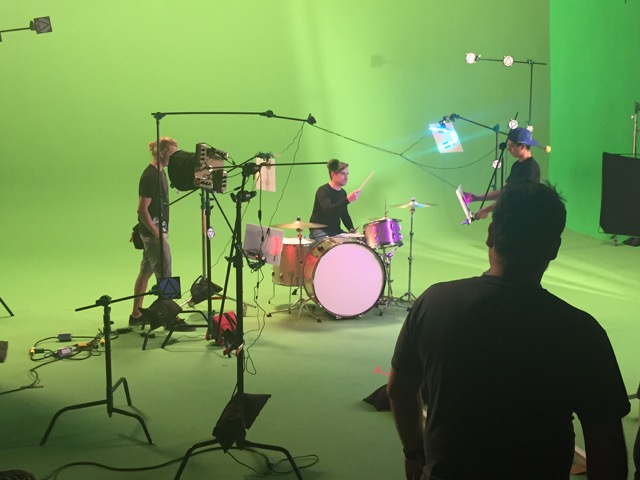 Video Shoot_Josh